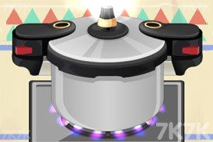 《厨师阿sue之木桶饭》游戏画面3