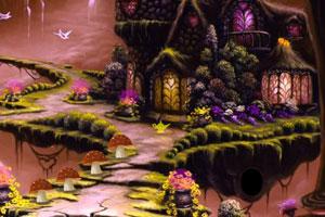 《逃出静谧的森林》游戏画面1