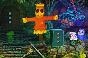 《骷髅洞穴逃跑》游戏画面1