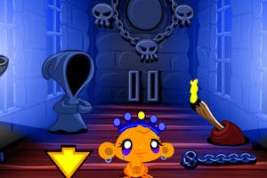 逗小猴开心之古堡惊魂