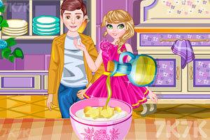 《浪漫的情人节晚餐》游戏画面2