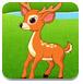 迷失的婴儿鹿
