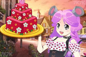 《十二生肖做蛋糕》游戏画面1