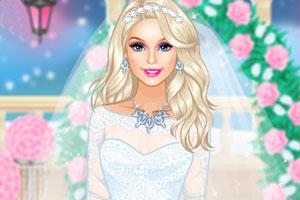 芭比的冬日婚礼