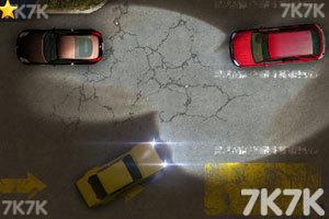 《老旧的停车场3无敌版》游戏画面1