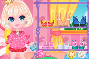 《小公主时尚沙龙》游戏画面2