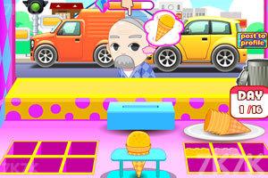 《我的冰淇淋店》游戏画面1