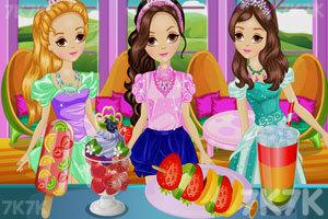 《公主的水果小屋》截图1