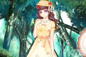 《百变少女装扮》游戏画面1