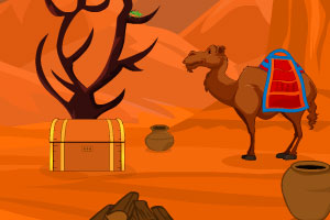 《逃出黄土洞穴》游戏画面1