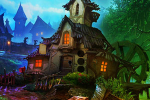 《逃出水轮小镇》游戏画面1