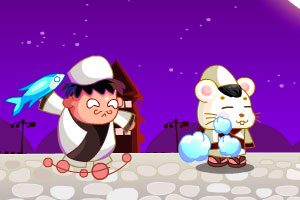 《奥比寿司快快吃》游戏画面1