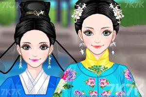 《明代公主》游戏画面1
