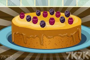 《日式芝士蛋糕》截图2