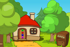 逃离漂亮的小屋