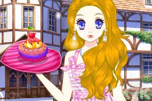 《森迪公主的午后甜点》游戏画面3
