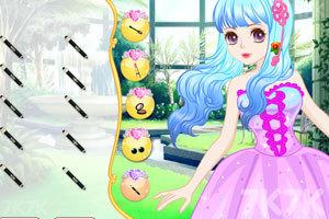 《可爱女孩的糖果小屋》游戏画面3