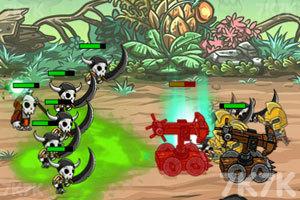 《怪物攻城掠地》游戏画面1