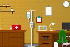 逃出医院ICU室