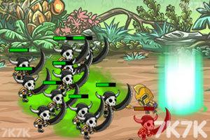 《怪物攻城掠地无敌版》游戏画面3