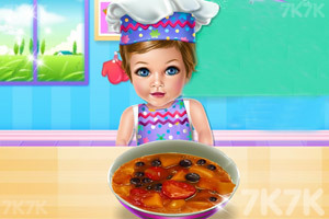 《宝贝学习烹饪》截图2
