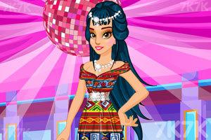 《公主设计舞会裙子》截图1