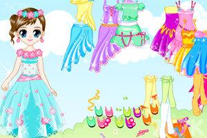 《夏天的可爱女孩子》游戏画面3