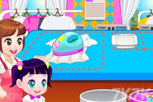 《宝贝帮忙洗衣服》截图3