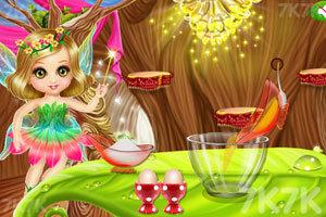 《精灵屋的蛋糕》游戏画面4