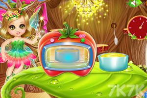 《精灵屋的蛋糕》游戏画面5