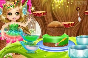 《精灵屋的蛋糕》游戏画面6