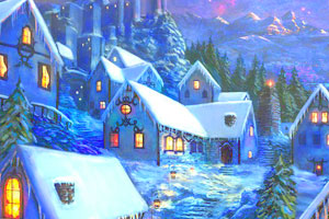 《逃离世界最冷小镇》游戏画面1