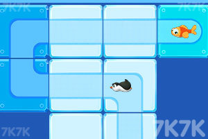 《企鹅冰雪大冒险》截图1