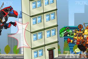 《修理机械鹦嘴恐龙》游戏画面3