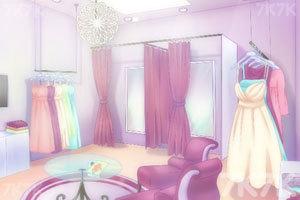 《时髦的服装店》游戏画面1