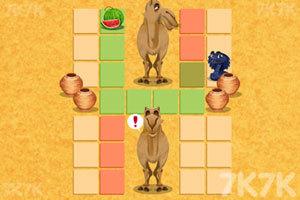 《饥饿的小蛇》游戏画面4