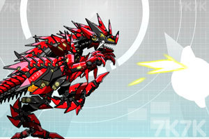 《组装究极霸王龙》游戏画面3