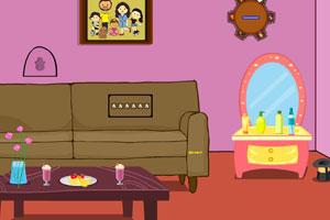 《救援受困的女孩》游戏画面1