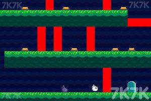 《分身兔大冒险》游戏画面2