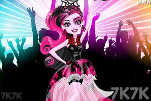 《跳舞的时尚女孩》截图1