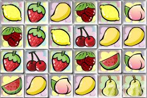 《奥比水果连连看》游戏画面1