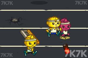 《坏小子赛跑2中文版》游戏画面4