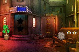 《逃离废弃的小镇》游戏画面1