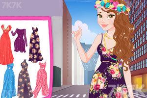 《公主的夏天》游戏画面2