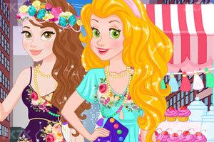 《公主的夏天》游戏画面1
