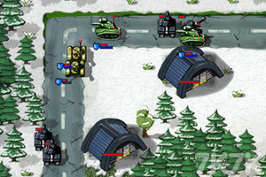 《国防之路》游戏画面4