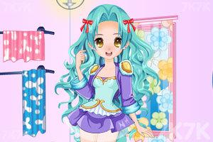 《小公主的卡哇伊浴室》游戏画面1