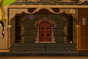《摩尔的神庙》游戏画面1