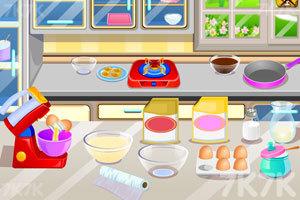 《蛋奶冻甜甜圈》截图4