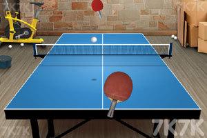 《乒乓球挑戰大賽》游戲畫面2